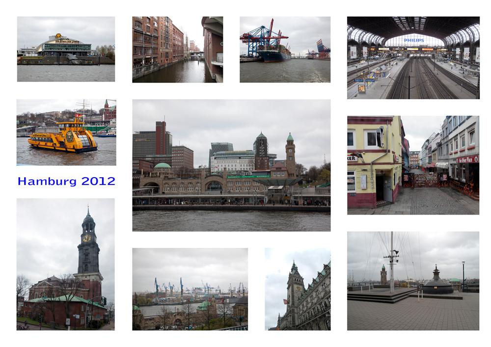 Hamburg, einfach schön.