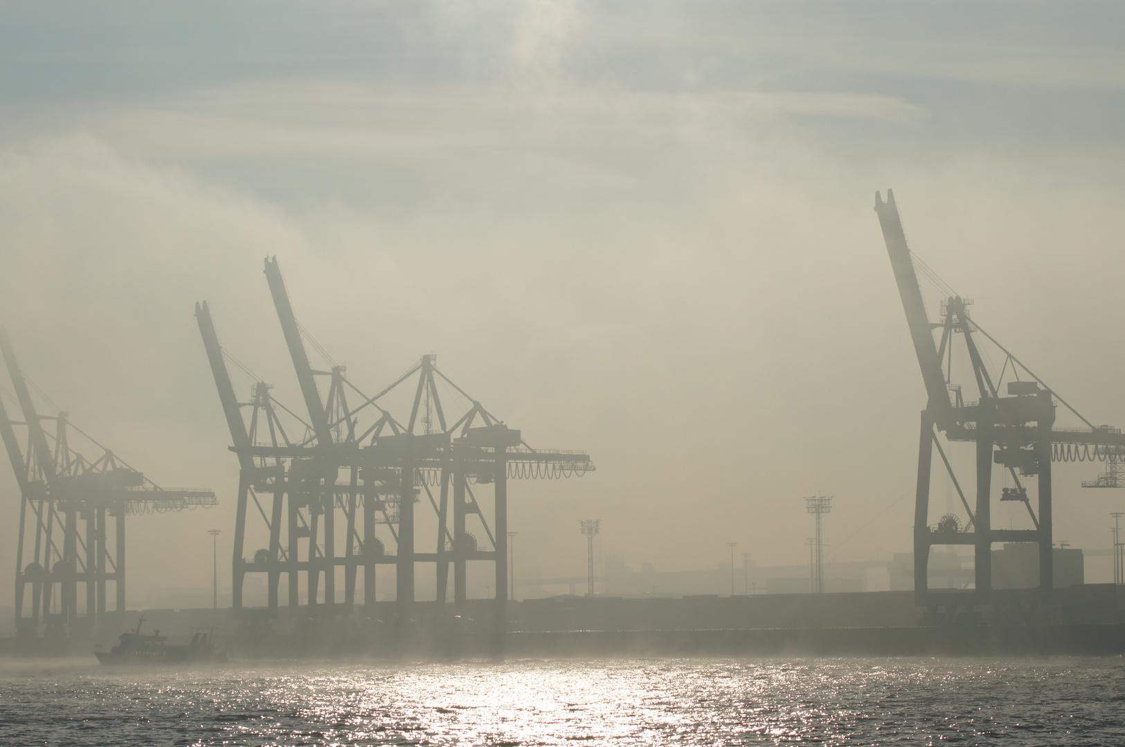 Hamburg Ende November  2010