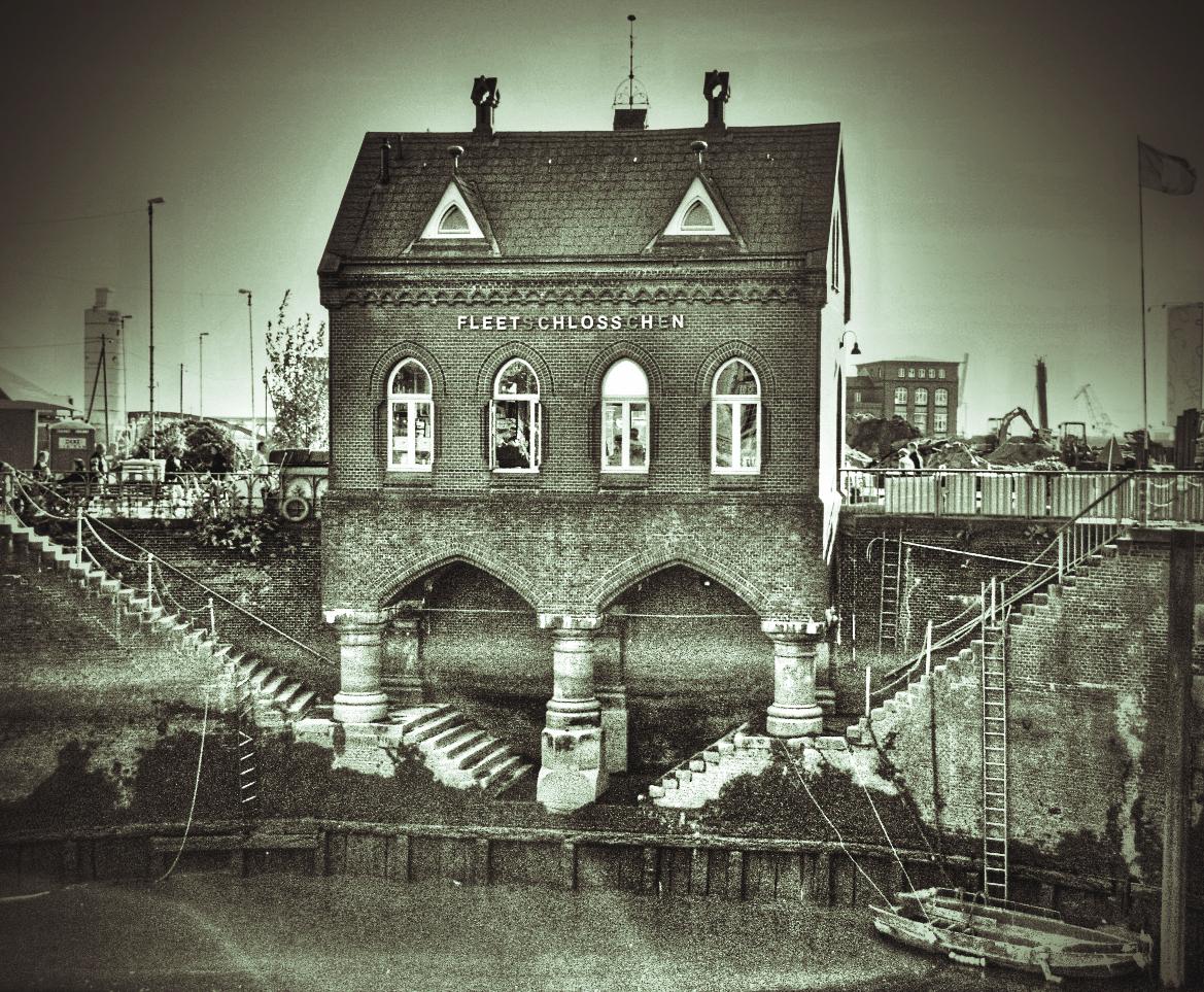 Hamburg Fleetschlösschen