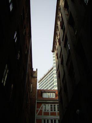 Hamburg - Gängeviertel (1)