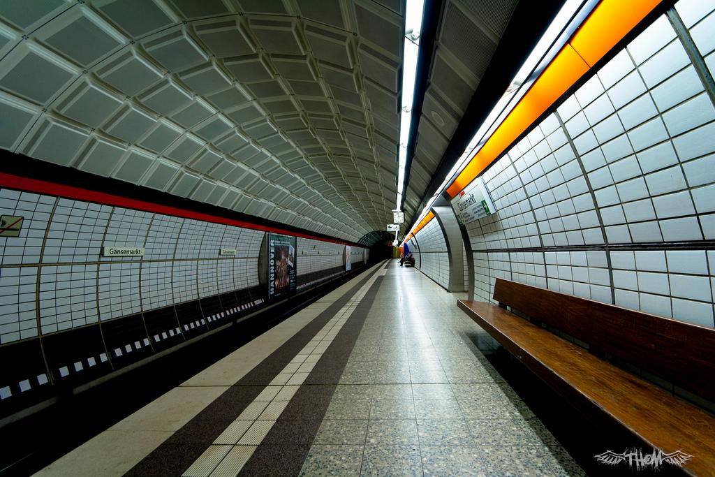 Hamburg Gänsemarkt