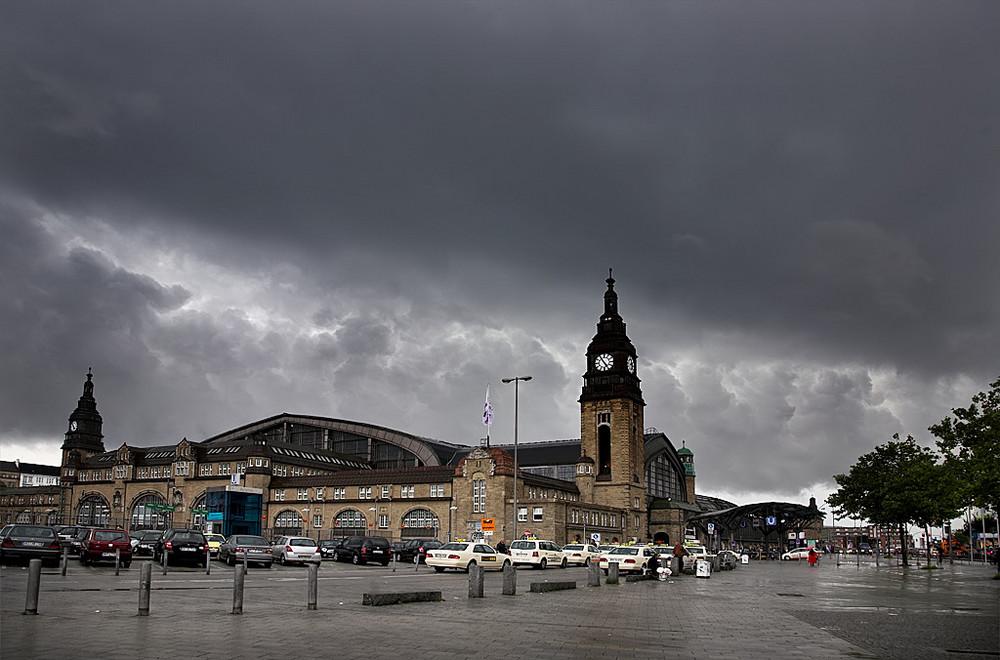 Hamburg geht unter