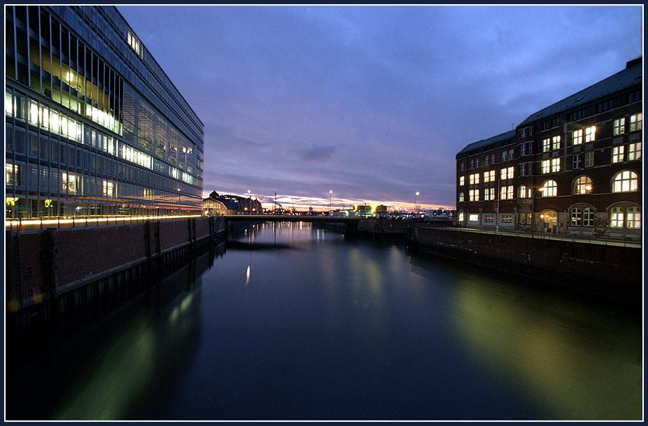 Hamburg getting up