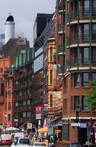 Hamburg, Hafen, Fischmarkt, Große Elbstraße
