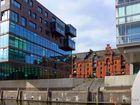 Hamburg  -   Hafencity und Speicherstadt
