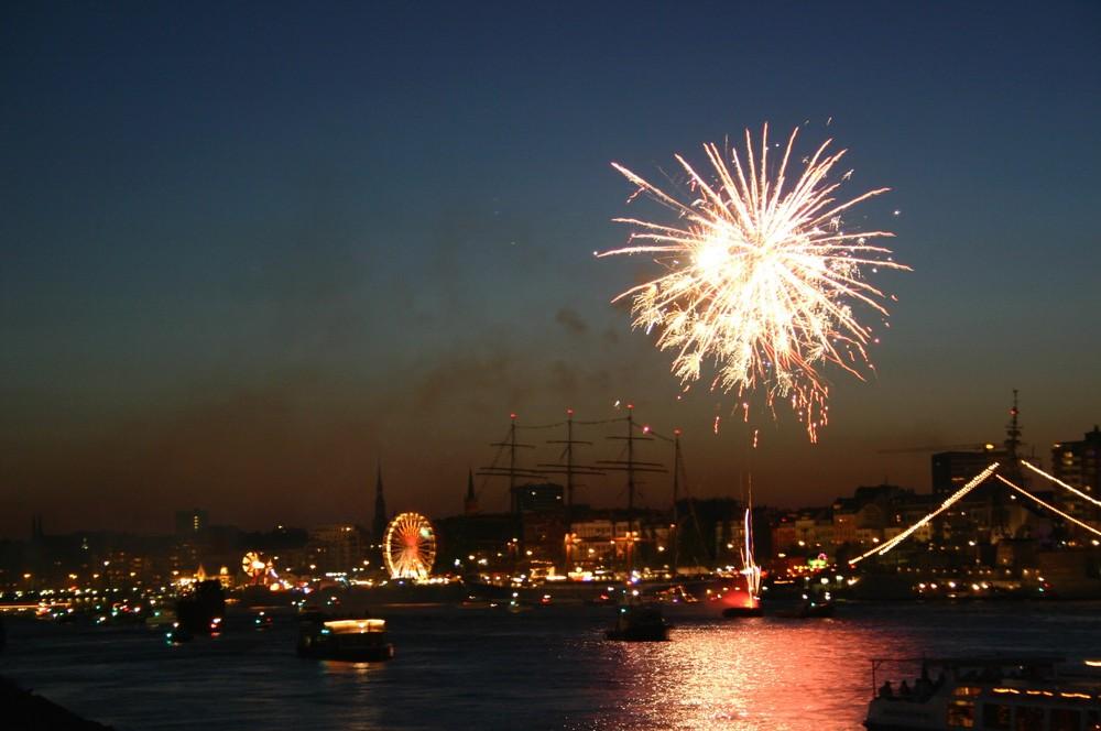Hamburg - Hafengeburtstag 2008 - 3