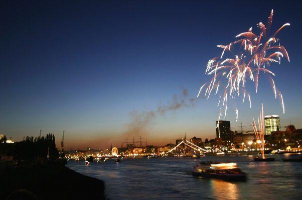 Hamburg Hafengeburtstag 2008 - 4