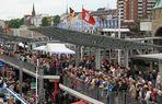 Hamburg Hafengeburtstag 2013 ... nichts ging mehr ?