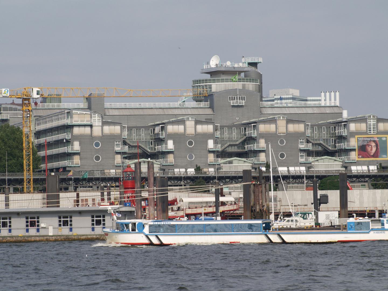 Hamburg Hafenskyline