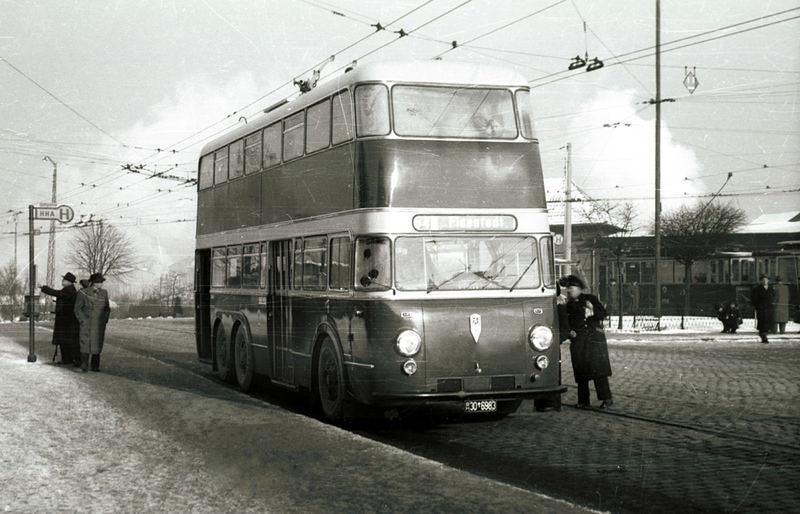 hamburg harburg o bus 1955 foto bild dampf diesel. Black Bedroom Furniture Sets. Home Design Ideas