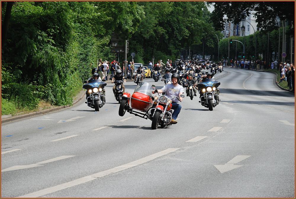 Hamburg Harley Days 08`
