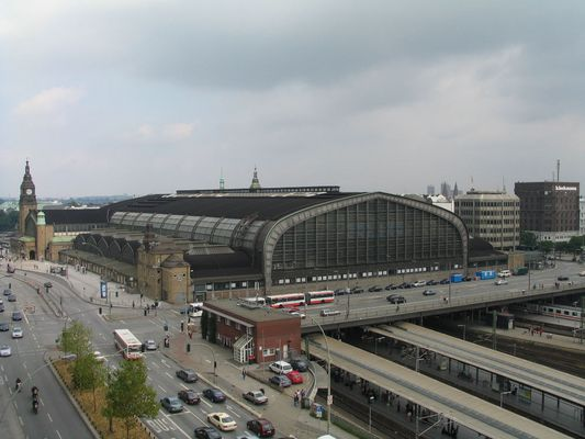 Hamburg Hbf.