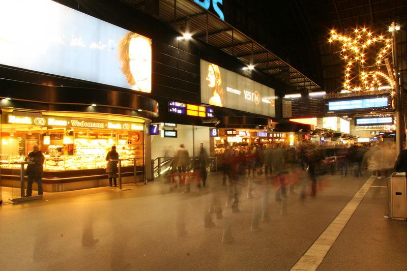 Hamburg Hbf - Nightlife