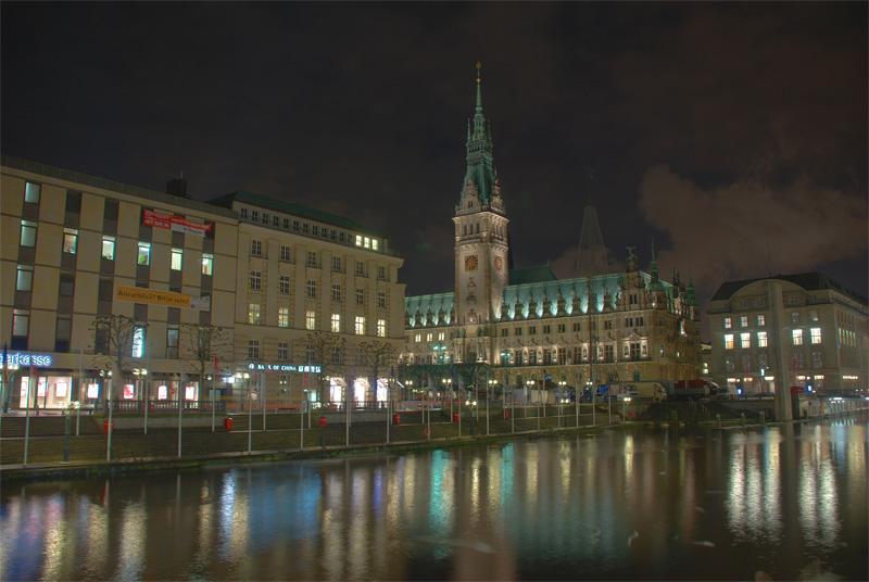 Hamburg HDR