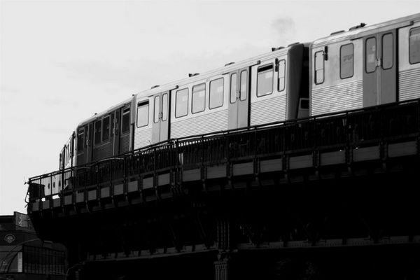 Hamburg: Hochbahn