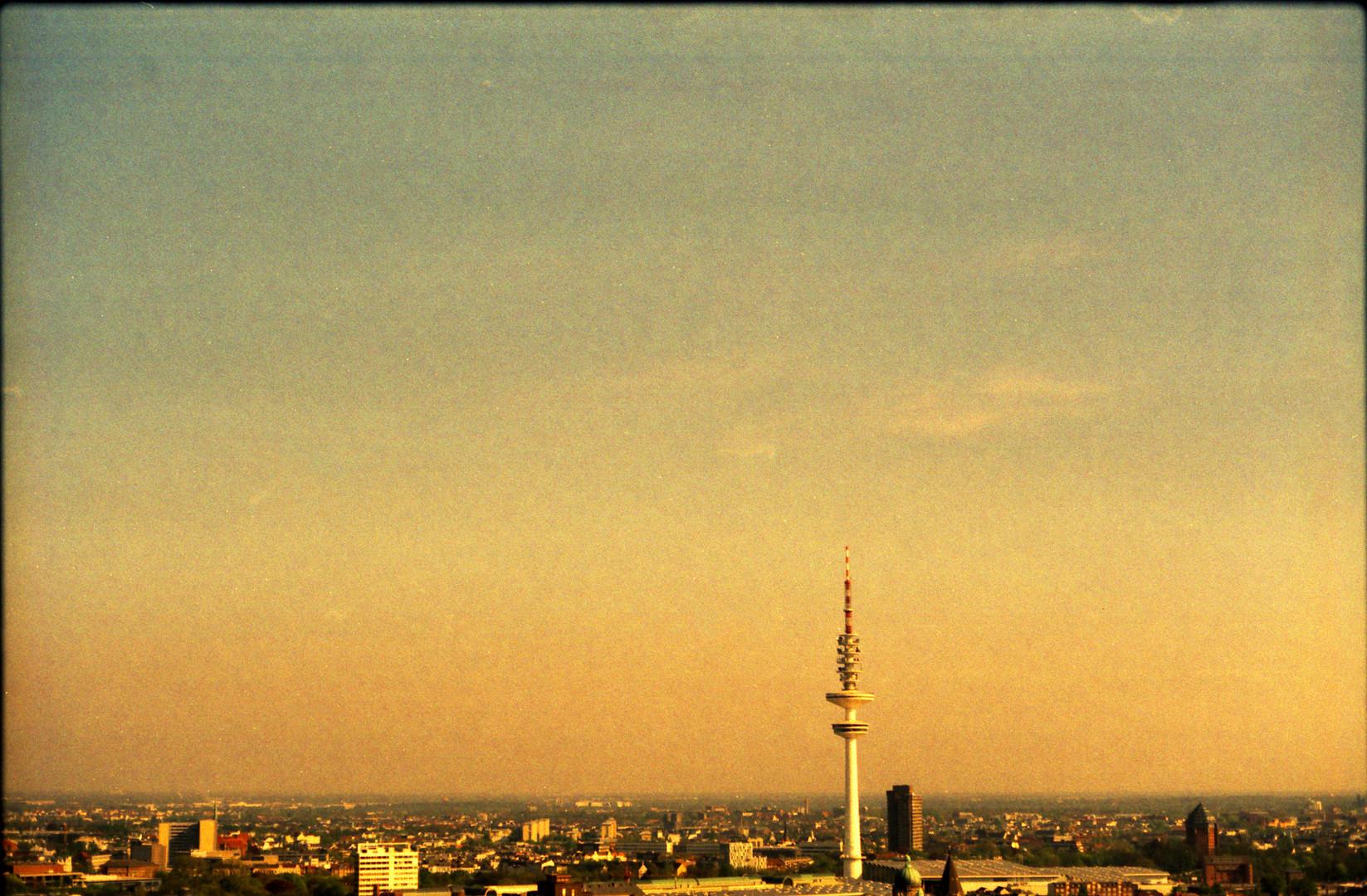 Hamburg im Ausblick