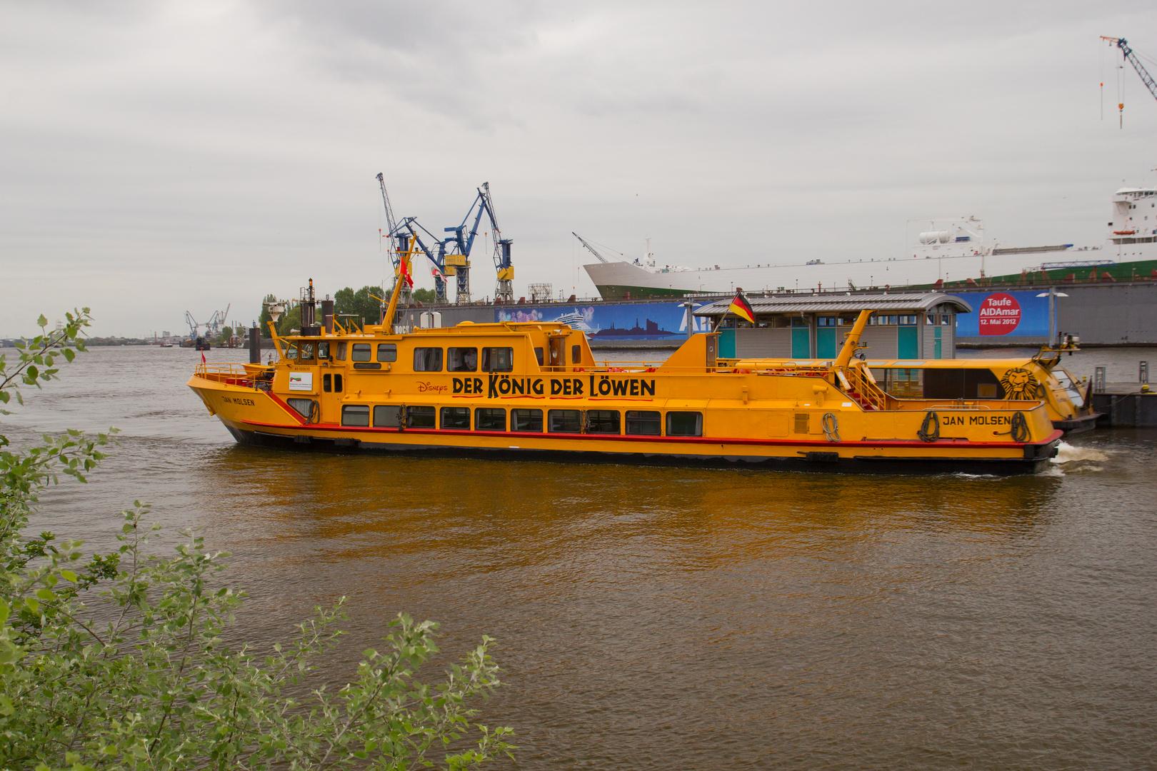 Hamburg Impressionen - Hamburger Hafen (37)