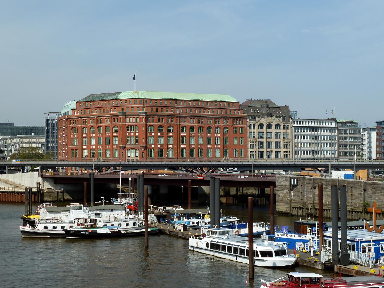 Hamburg Impressionen - Hamburger Hafen (38)