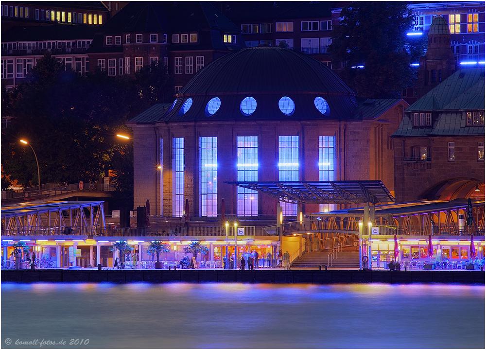 Hamburg in Blau #9