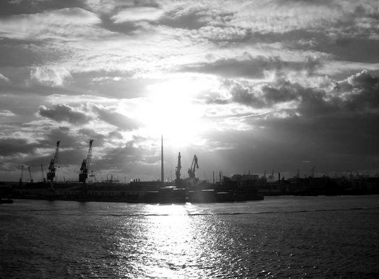 Hamburg in work