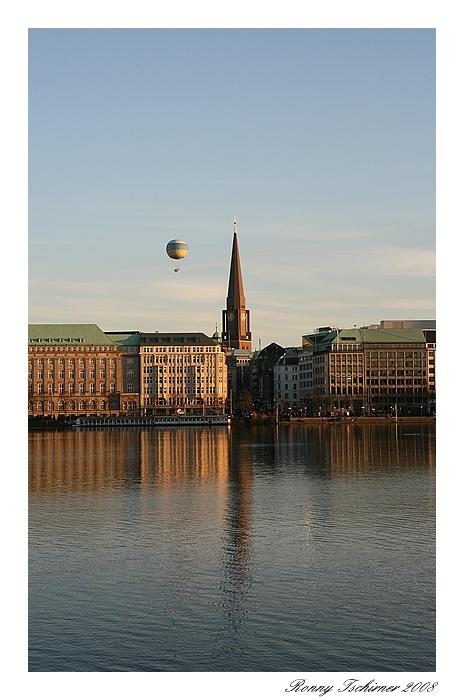 Hamburg Innenalster 2
