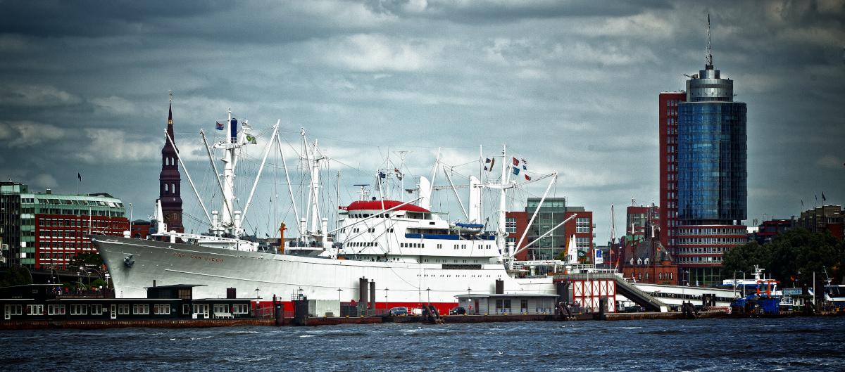 Hamburg ist eine Reise währt.