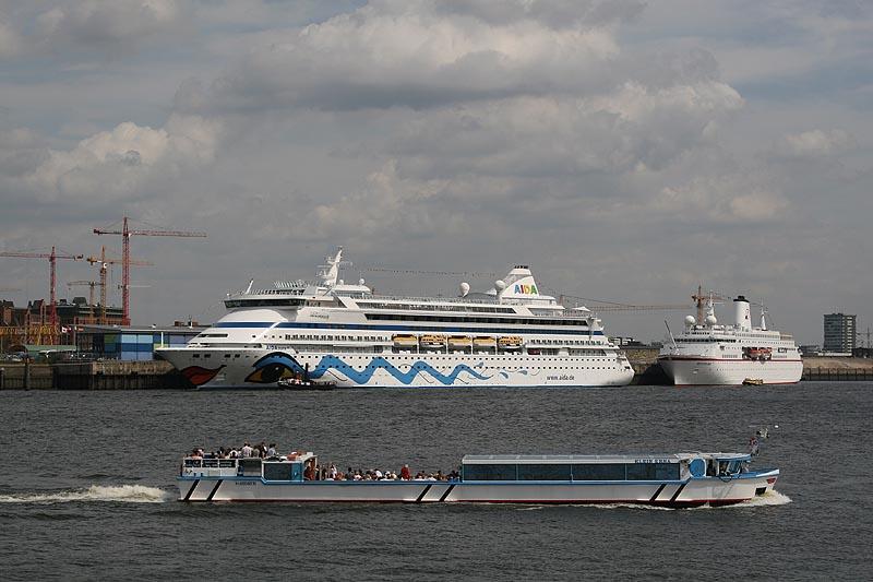 Hamburg ist immer eine Reise wert...