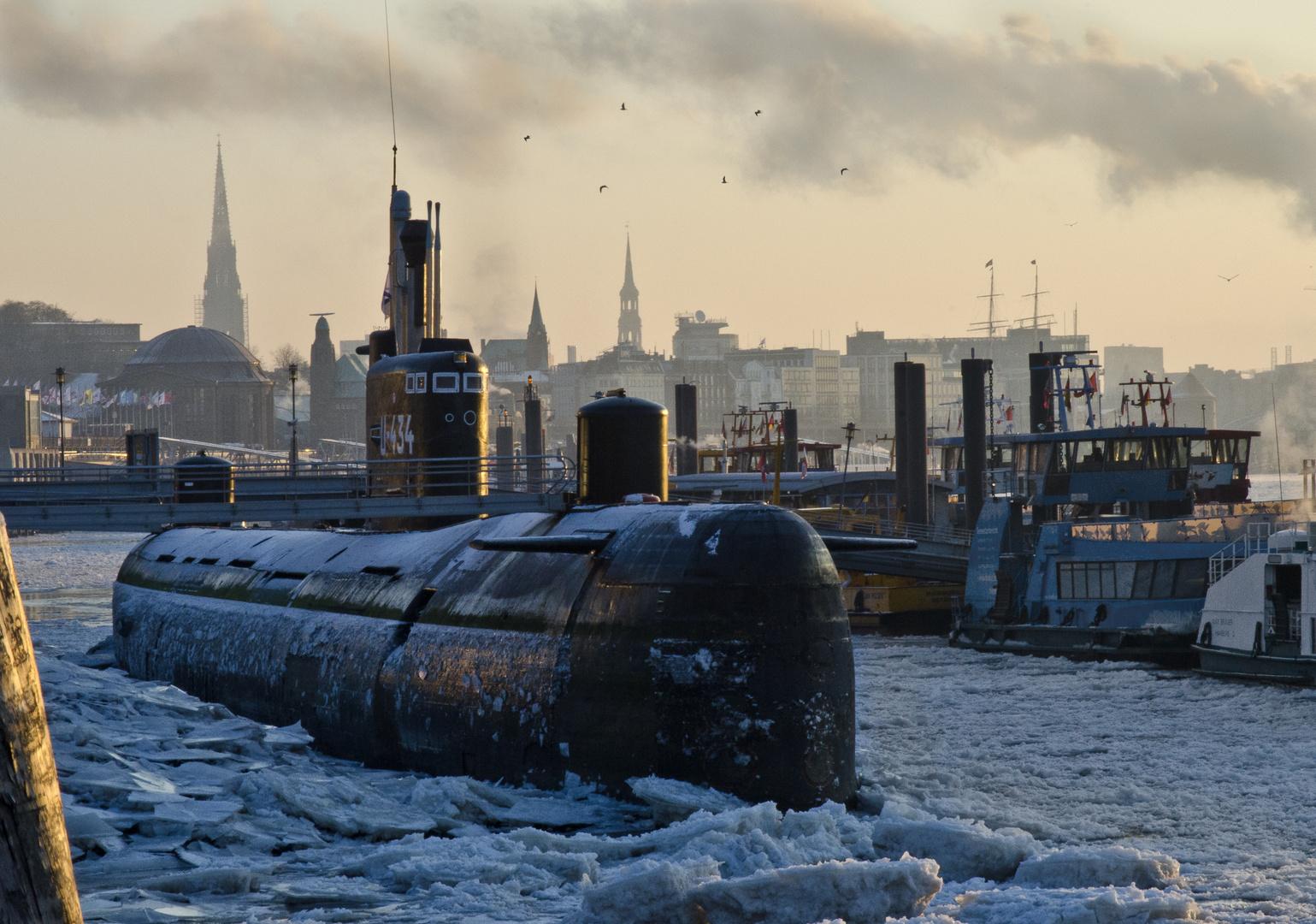 Hamburg Januar '12
