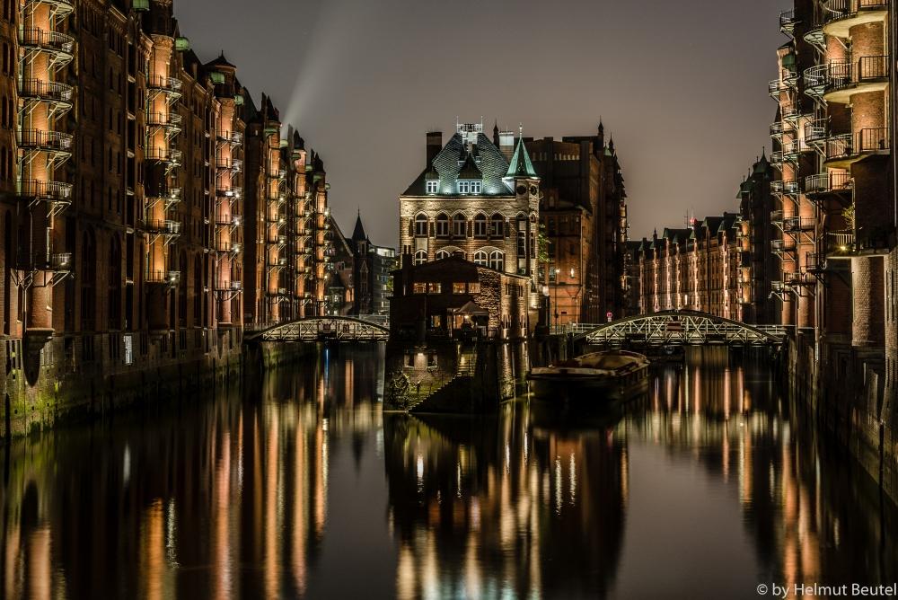 Hamburg Klassiker - Wasserschlößchen
