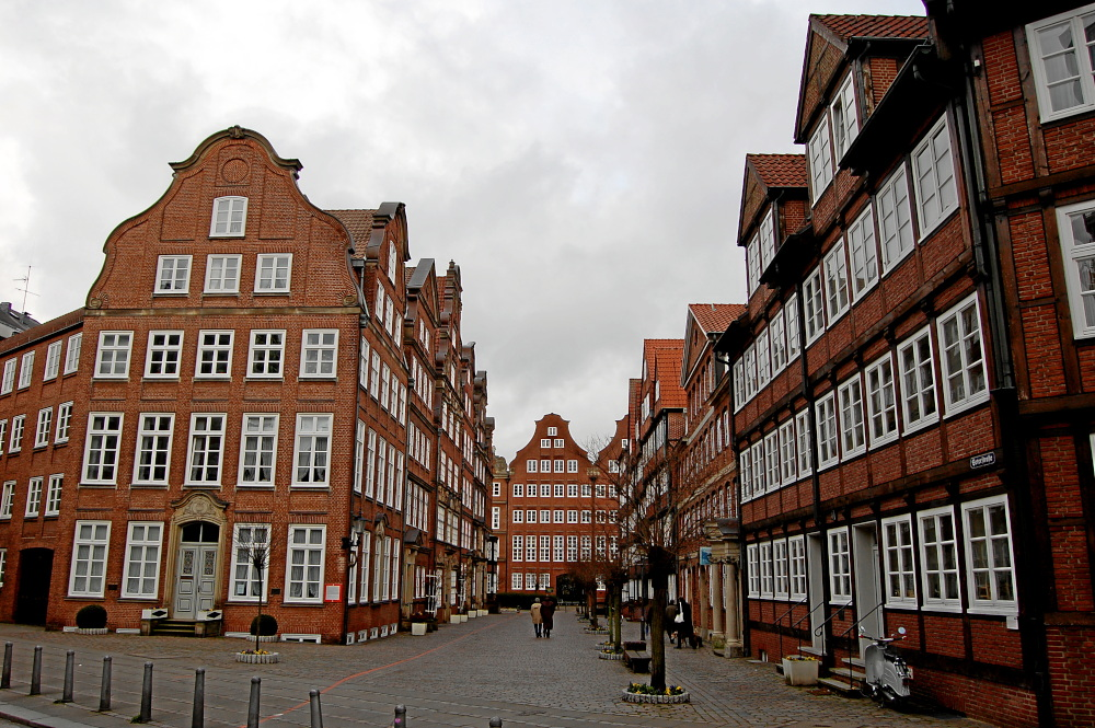 Hamburg mal historisch