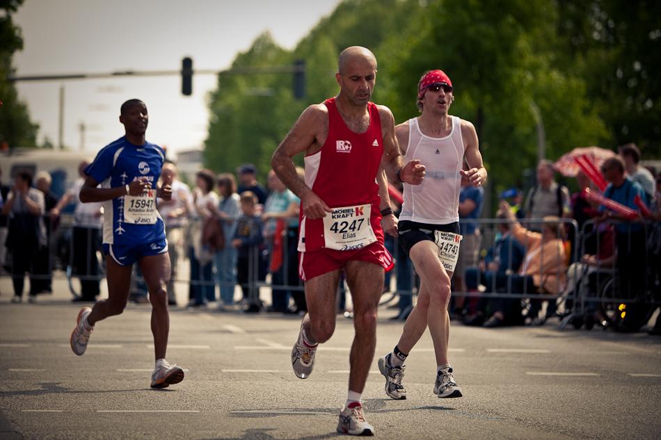 Hamburg Marathon 2009 05