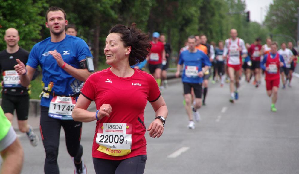 Hamburg Marathon 2014-5