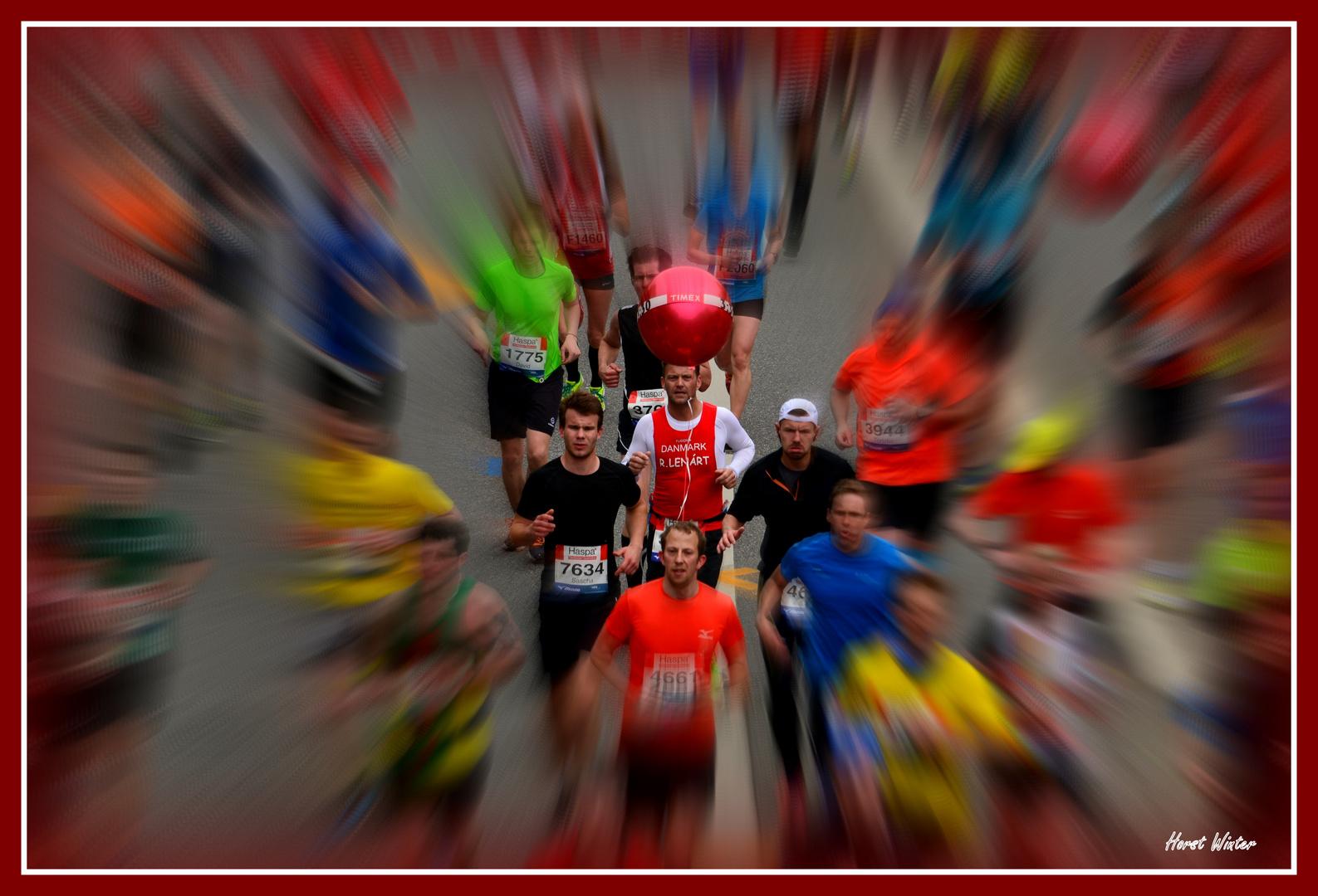 Hamburg Marathon 2014