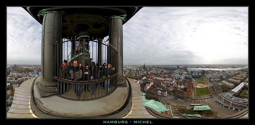 Hamburg - Michel