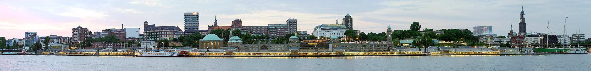 Hamburg Pano