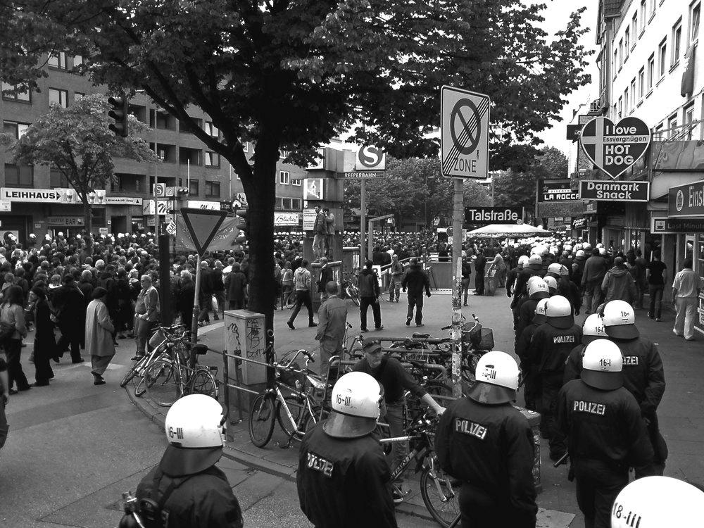 Hamburg - Reeperbahn