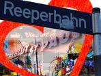 Hamburg Reeperbahn.