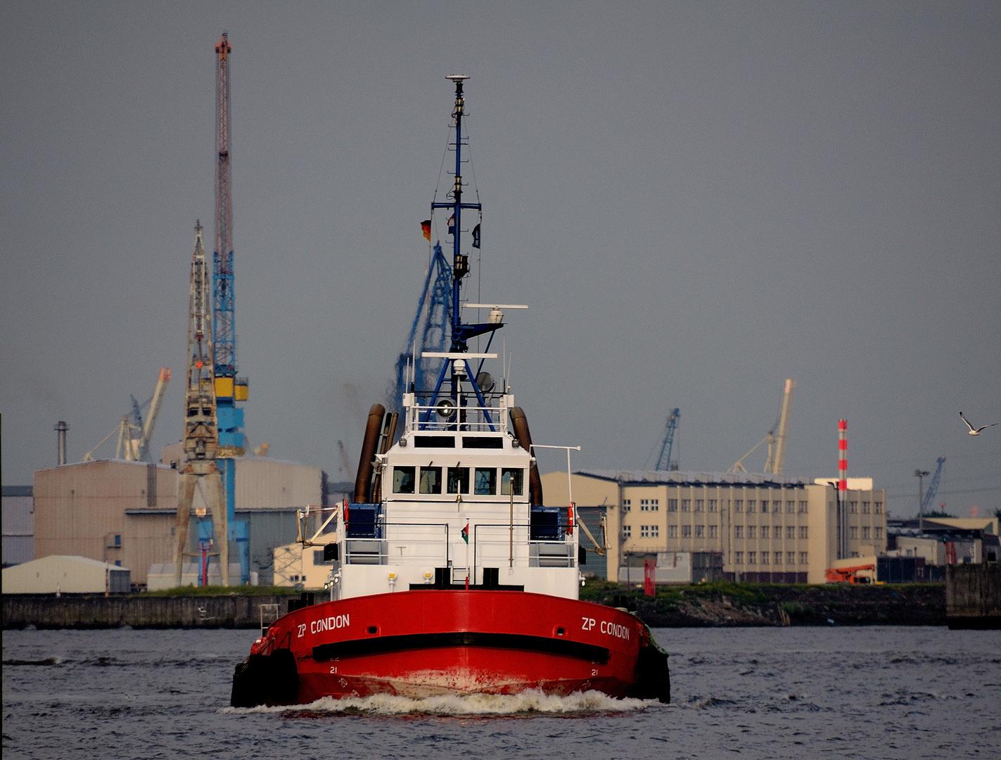 Hamburg seine Schleppers 9