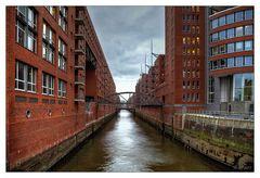 Hamburg - Speicherstadt - 1