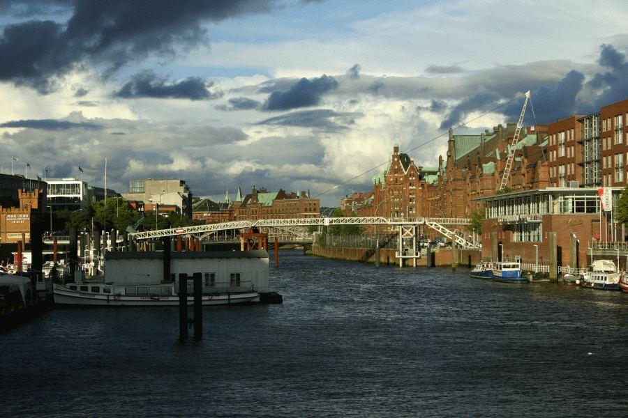 Hamburg Speicherstadt #1