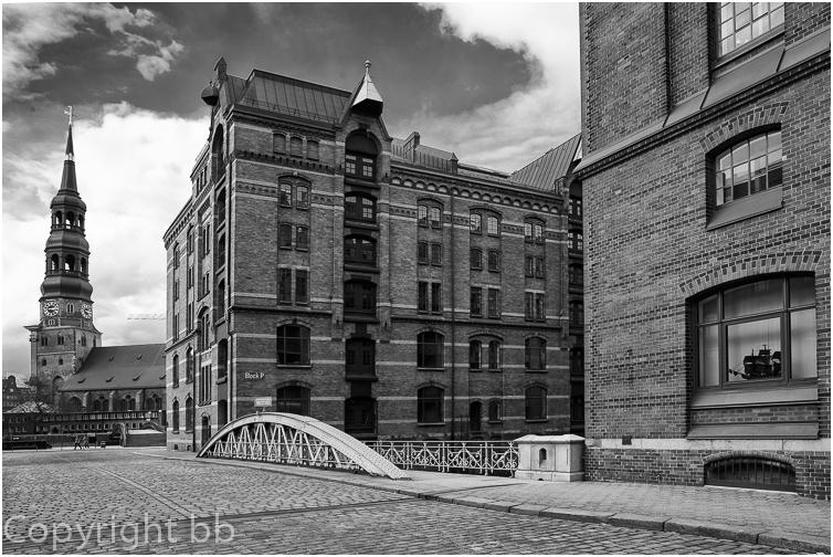 Hamburg Speicherstadt 4
