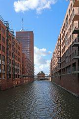 Hamburg -Speicherstadt-