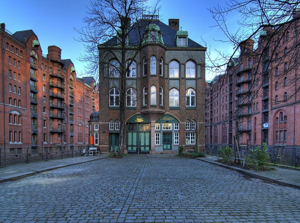 Hamburg Speicherstadt 5754
