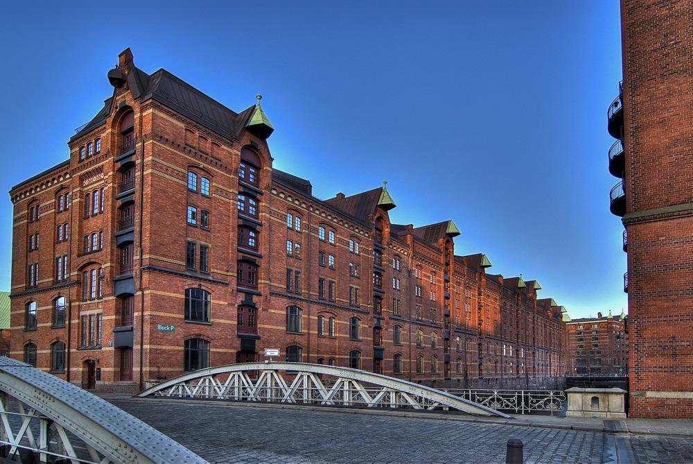 Hamburg Speicherstadt 5802