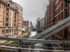 Hamburg --- Speicherstadt