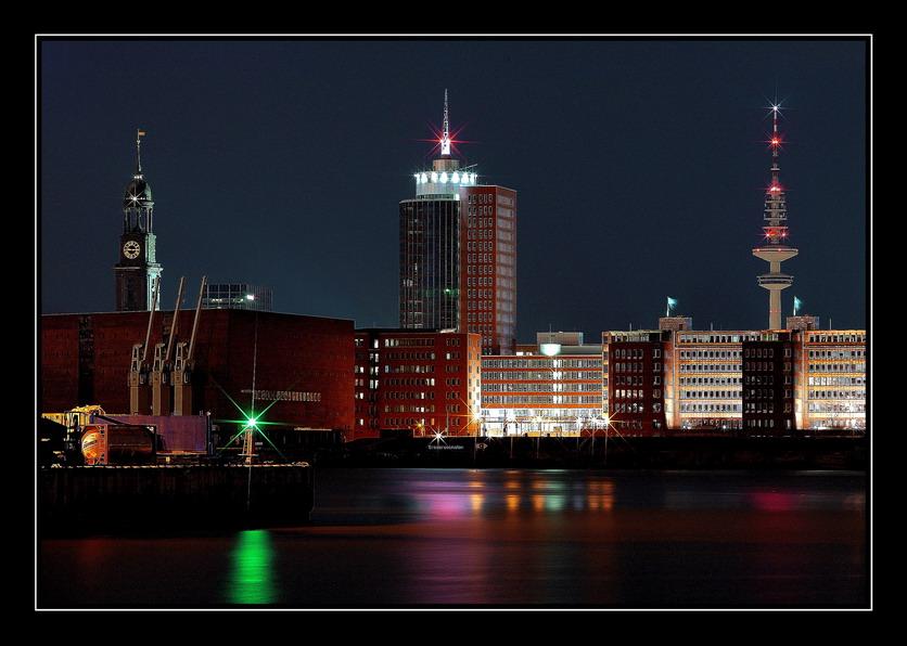 Hamburg Speicherstadt