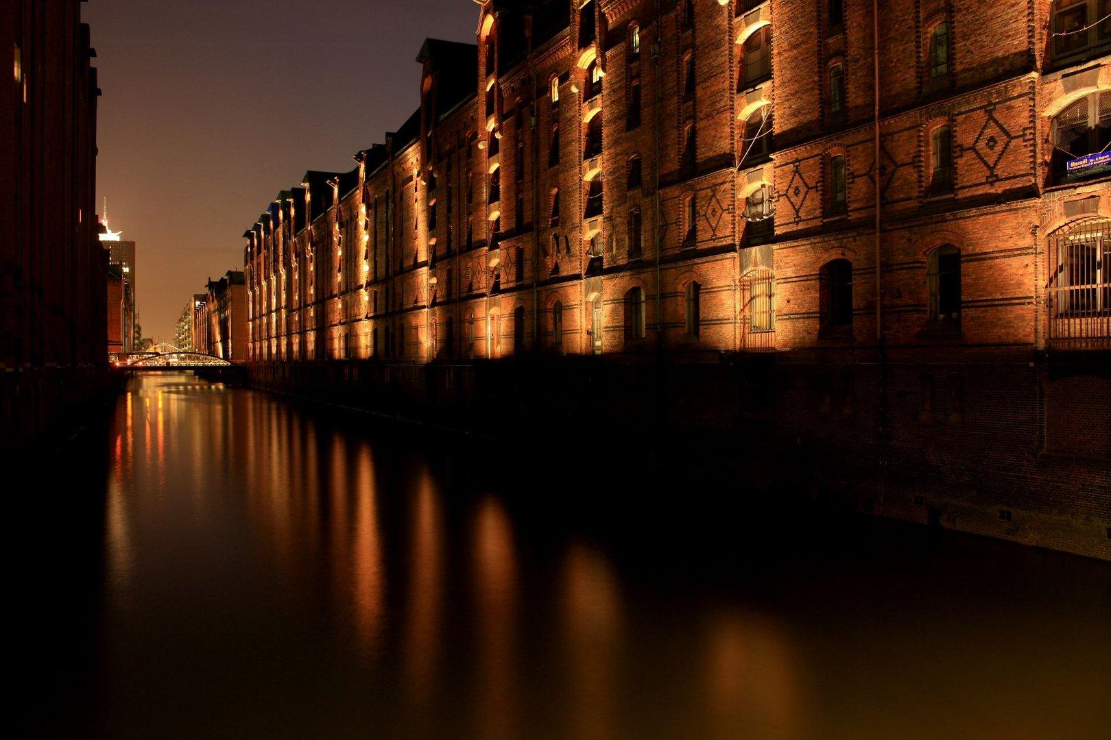 Hamburg Speicherstadt, Hafencity