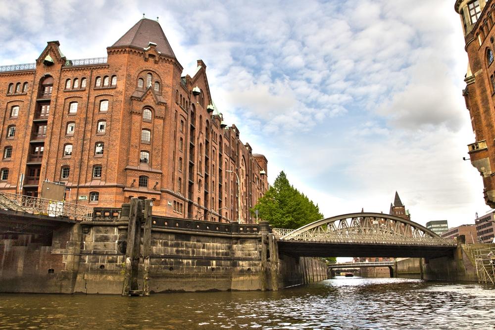 Hamburg Speicherstadt HDR