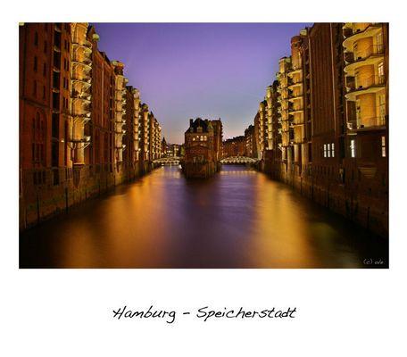 Hamburg - Speicherstadt (Reload)