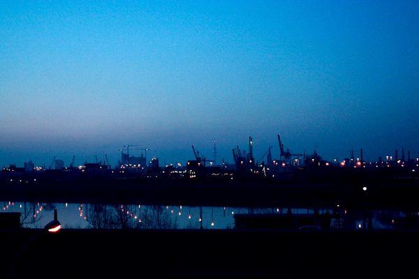 Hamburg Spreehafen